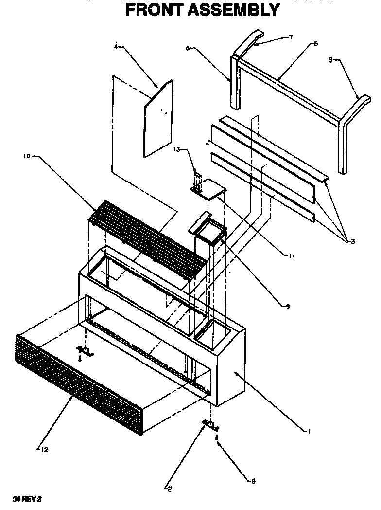 wiring diagram for condensing unit