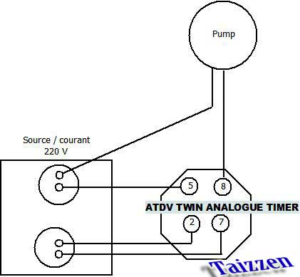 Anly Timer Wiring Diagram