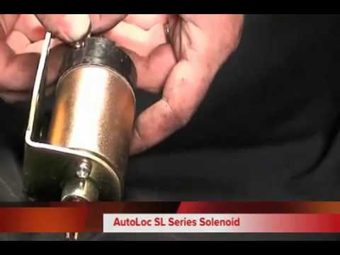 Autoloc Shaved Door Kit Wiring Diagram