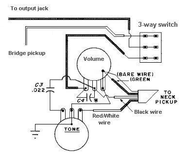 Bc Rich Warlock Bronze Wiring Diagram