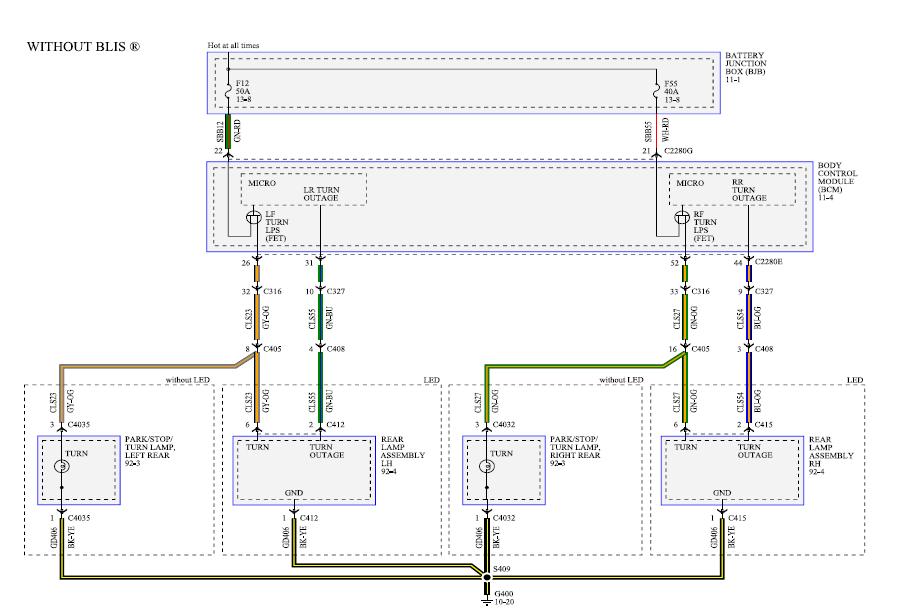 female plug wiring diagram
