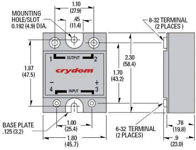 Crydom Ssr Wiring Diagram Wiring Diagram