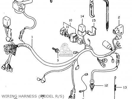 Dr350 Wiring Diagram