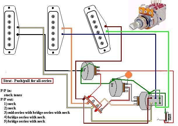 Fender Squier Affinity Wiring Diagram