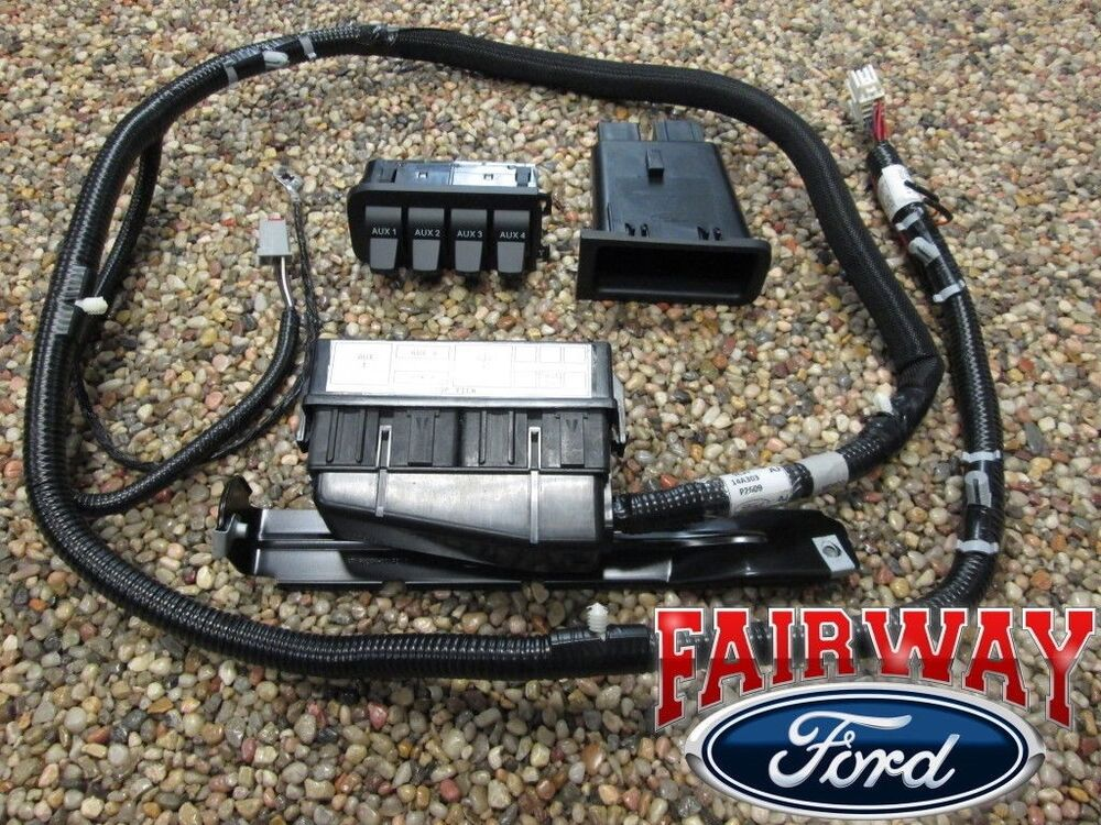 Ford F250 Wiring Diagram For Upfitter Switches