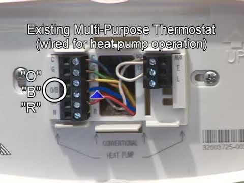 Honeywell Vision Pro Thermostat Wiring Diagram Furthermore Honeywell