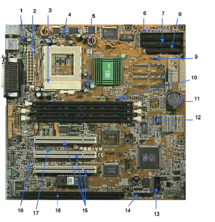 Hp Pavilion P2-1033w Wiring Diagram