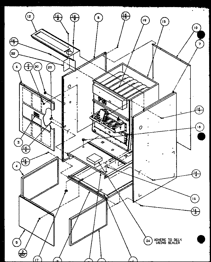 icp hvac wiring diagram