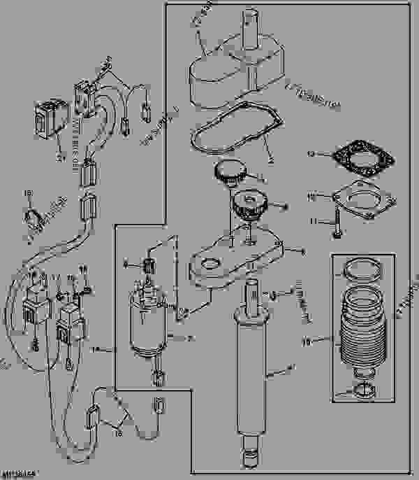 gator wiring diagram for gasoline engine