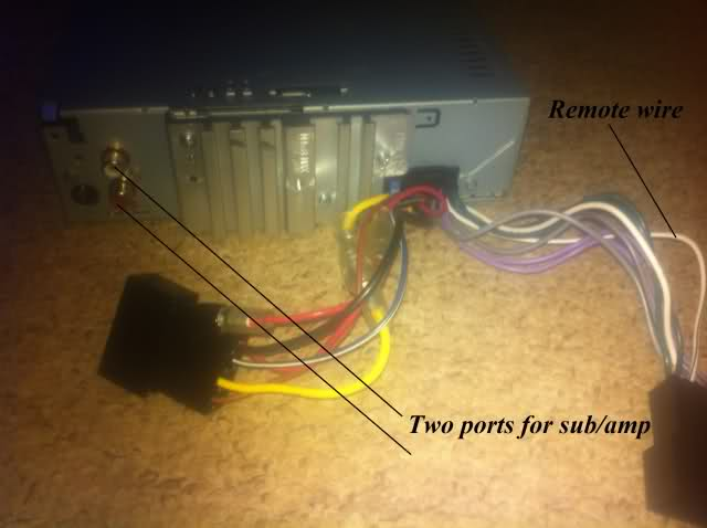 Wiring For Jvc - Wiring Diagram Progresif
