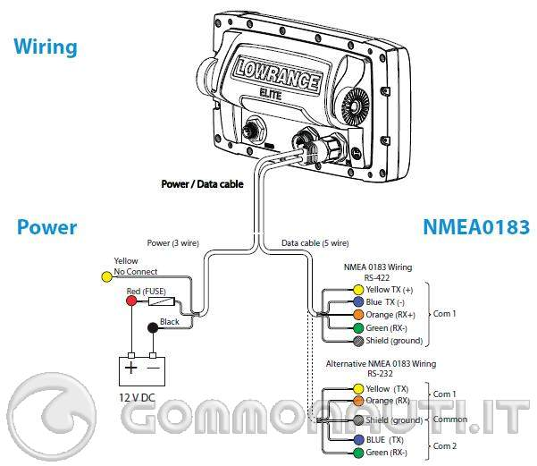 lowrance elite 7 hdi wiring diagram  1967 camaro ignition