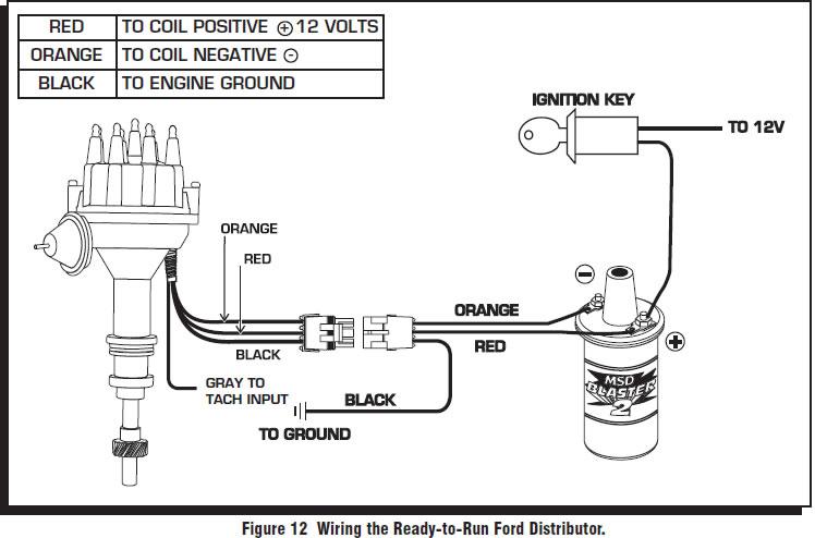 Msd Wiring Diagram 65 Mustang Wiring Diagram
