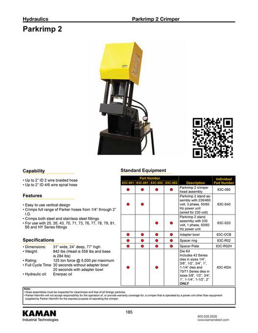 Parker Hydraulic Pump Wiring Diagram - Wiring Diagram Progresif