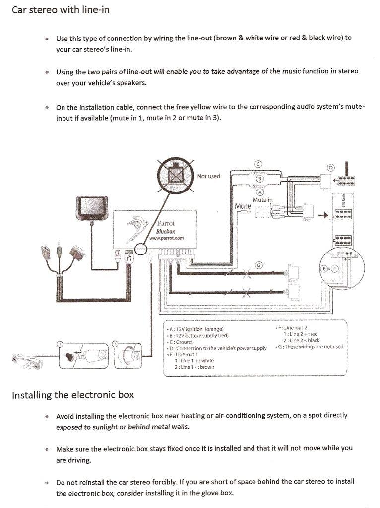 Parrot Ck3000wiring Diagram Wiring Diagram 2019