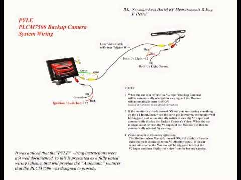 Pyle Plcm10 Wiring Diagram Wiring Diagram