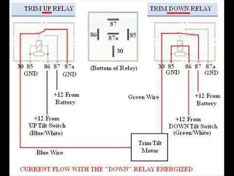 Volvo Penta Fuel Pump Wiring Diagram 43 Relays Part No Start Relar