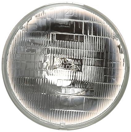 Wiring Diagram 2b1 Sylvania Halogen Headlight