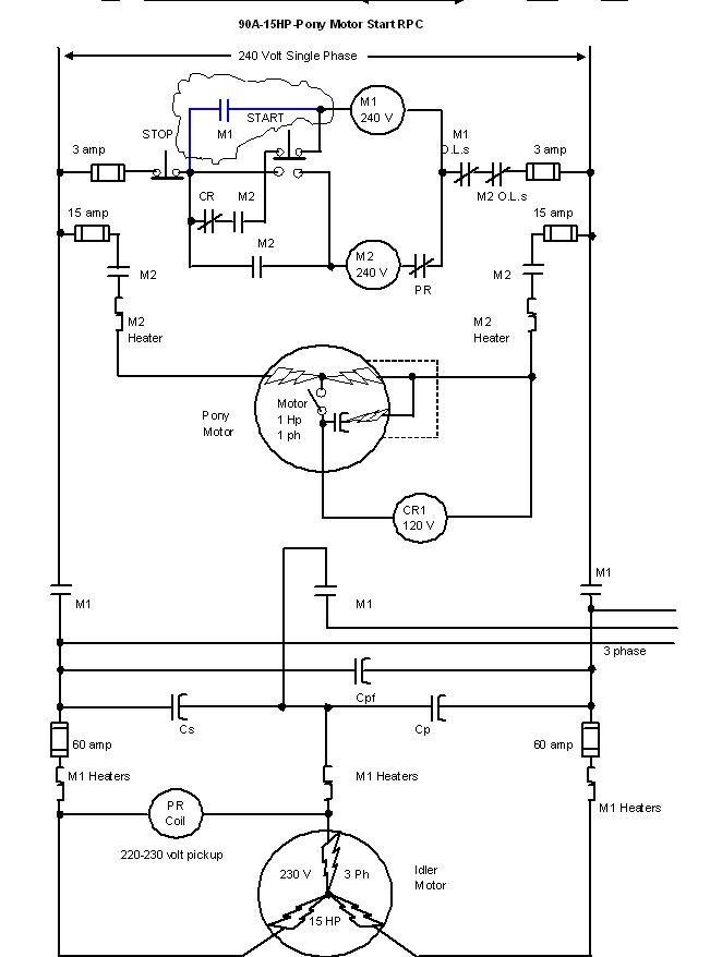 3 Phase Starter Wiring Diagram For 120v 3 Phase Wiring Schematic, 3