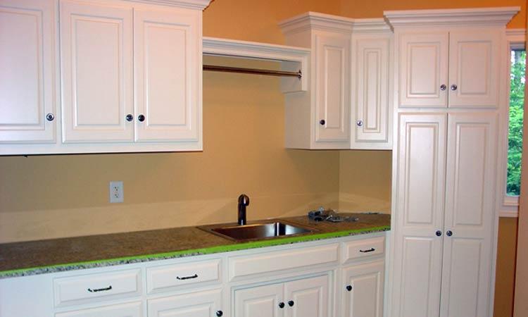 Custom Laundry Room Cabinets Schlabach Wood Design
