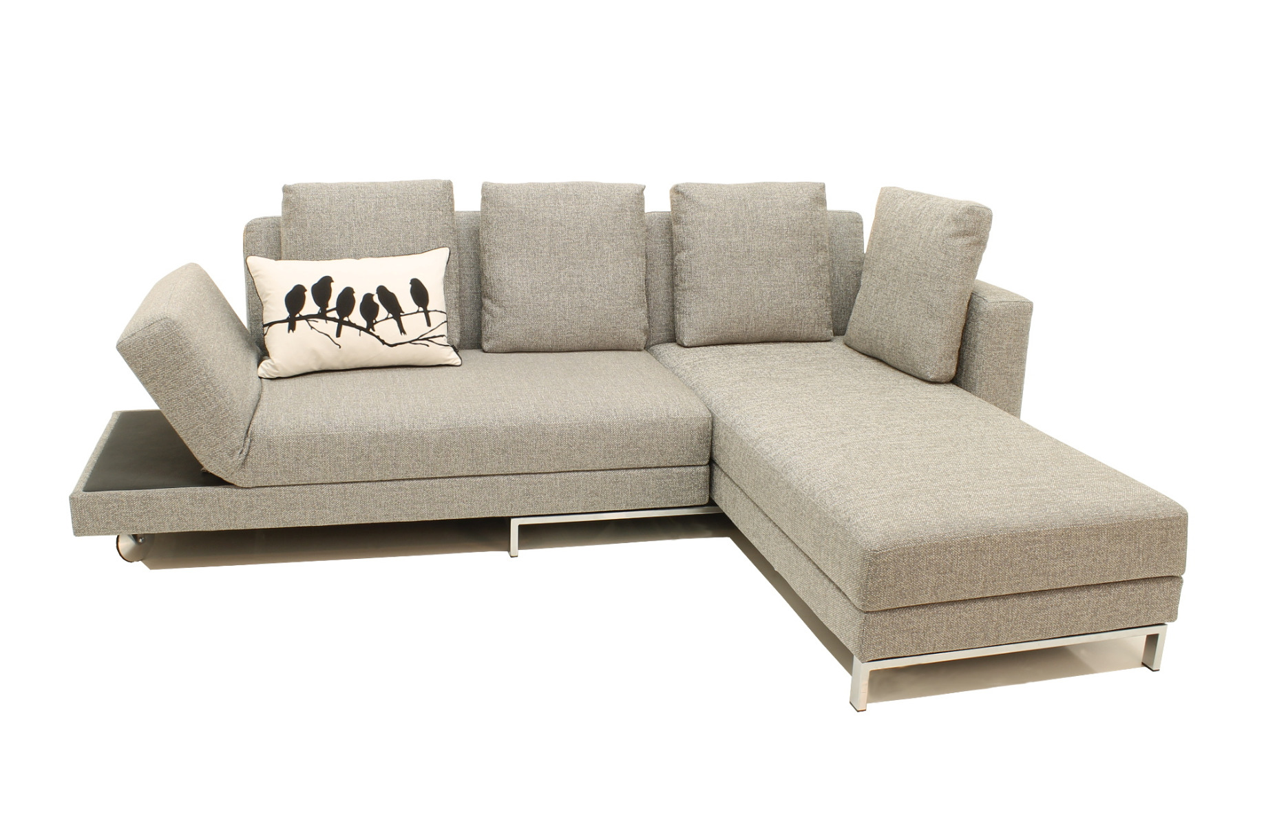 Bettsofa Holzgestell Four Two 2