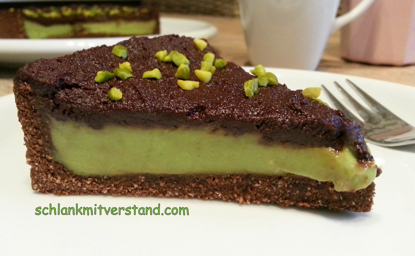 Avocado Kuchen Low Carb Schokoladen Avocado Kuchen Low Carb Schlank Mit Verstand