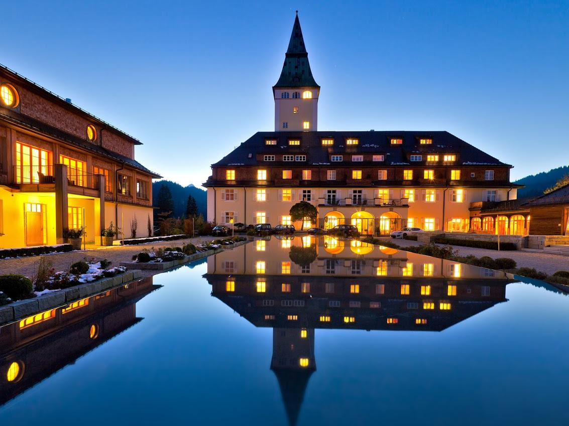 Schlosshotel Elmau Wellnesshotel Bayern | Schloss Elmau – Luxury Spa Retreat