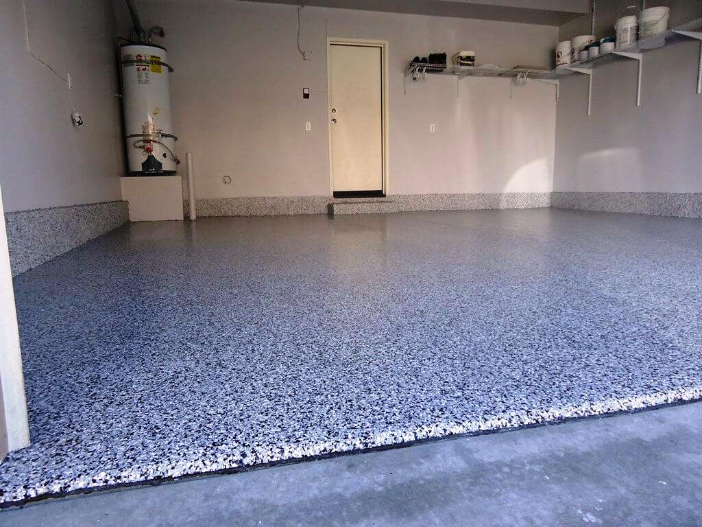 Garage Floor Epoxy Kit Reviews The One Thing To Do For Epoxy Garage Floor Schmidt Gallery Design