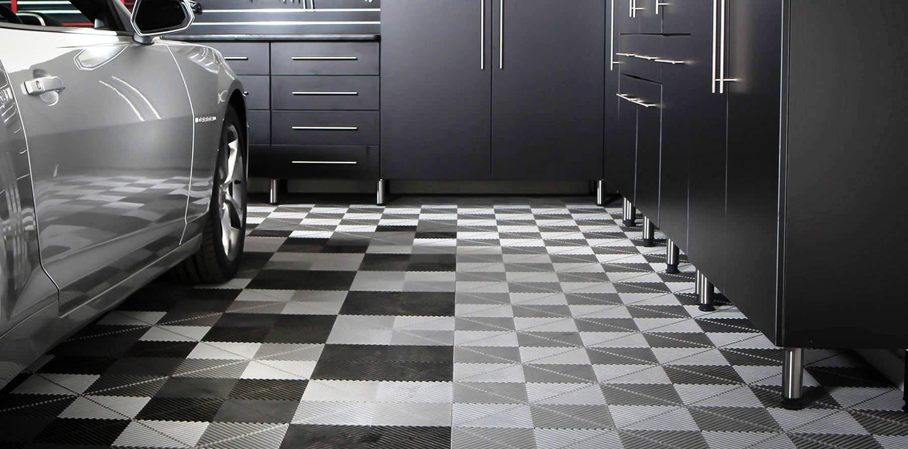 Garage Floor Tiles Or Paint The Lost Secret Of Garage Floor Covering Schmidt Gallery Design