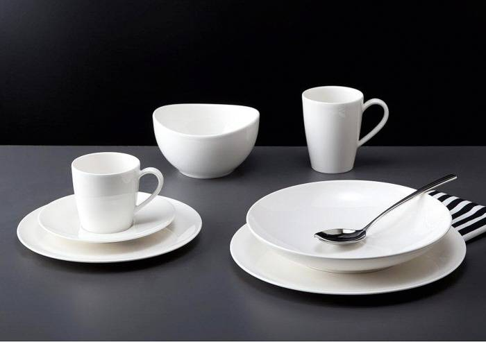 Küchenmesser Set Villeroy & Boch Gallo Design Geschirr-serie Voice Basic