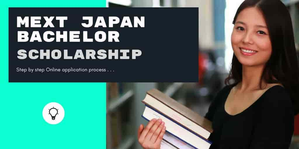 Japanese Government Mext Scholarship Scholarships For Mext Undergraduate Scholarships Application Process To
