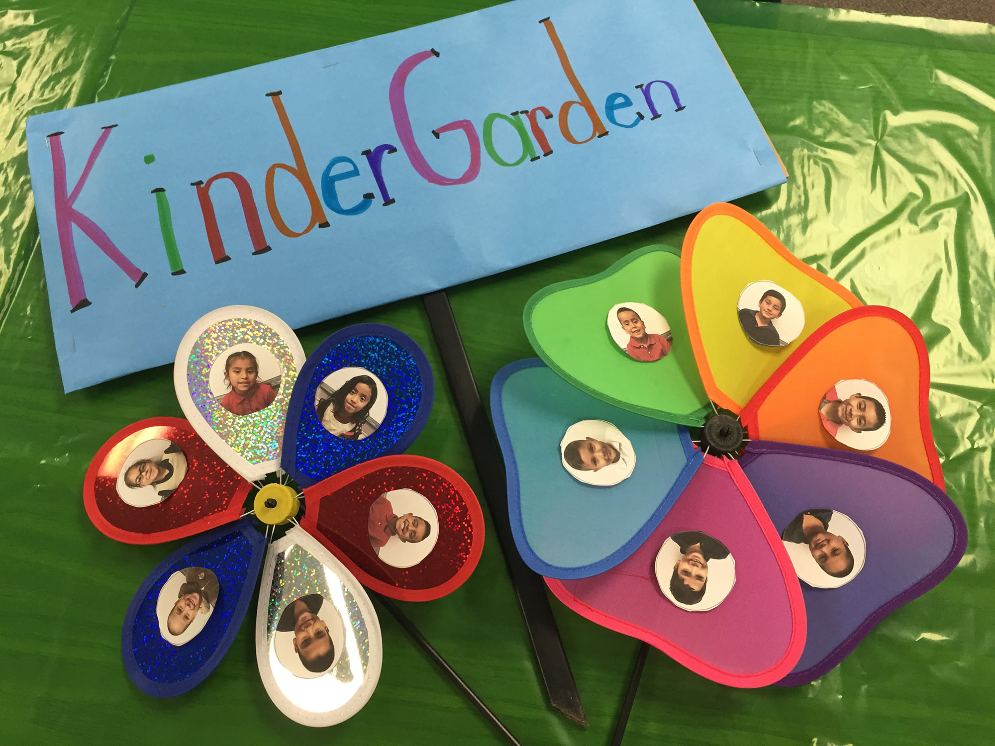 Celebrate Growth With A Kinder Garden Scholastic