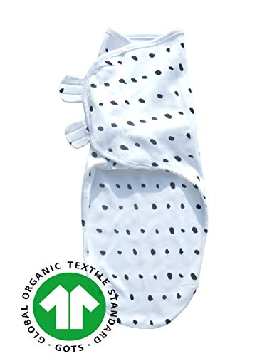 Baby Schlafsack Ganzjahres Summer Infant Original Swaddle Me Small Sternenhimmel 2