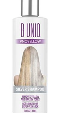 Silbershampoo fr blonde, blondierte, gestrhnte & graue ...