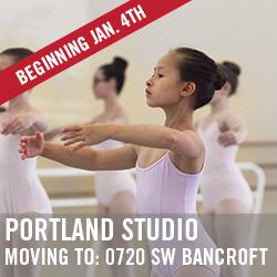 Portland Studio moving