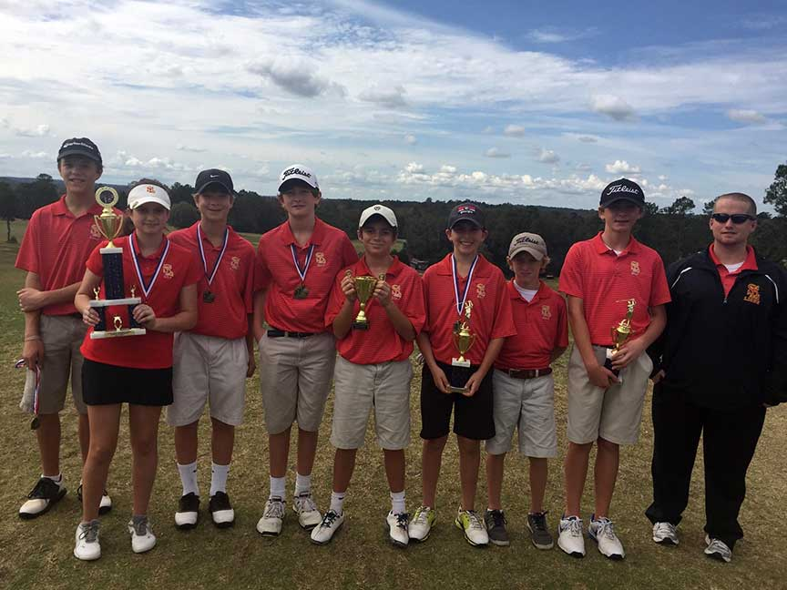 Middle School Golf Championships
