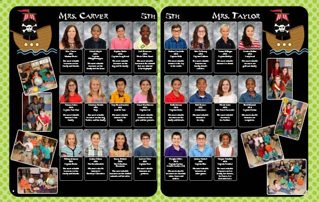 Examples School Annual - sample yearbook