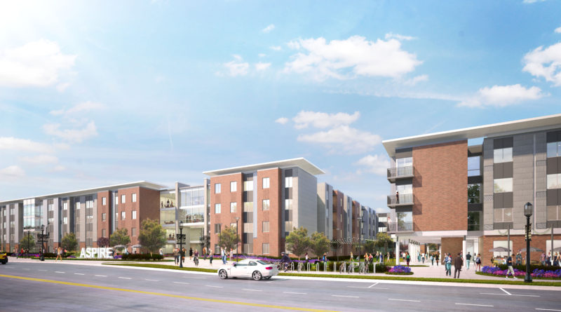 Purdue University Apartments First Step in $1 Billion Development