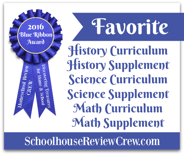 2016 Homeschool Review Crew Blue Ribbon Awards Homeschool Review Crew - printable math awards