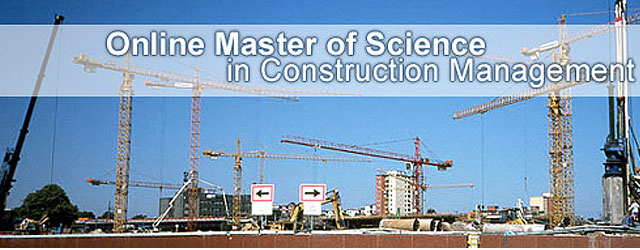 Online Master of Science in Construction Management - FIU Moss