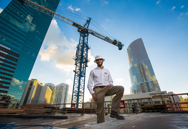 Online Master of Science in Construction Management - FIU Moss - construction management