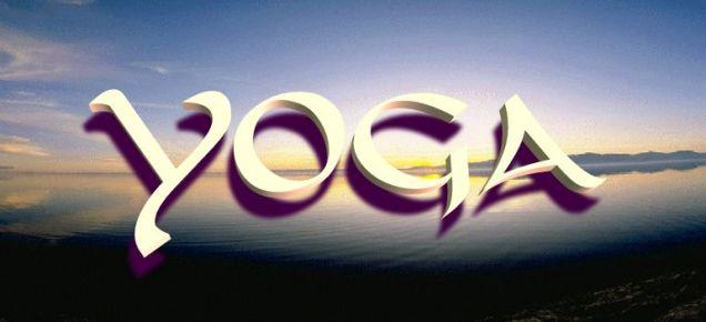 yoga-word
