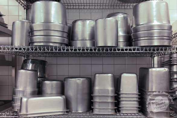 Ovenware Free Clean Food Pan Photo, Soup Pots Picture, Kitchen