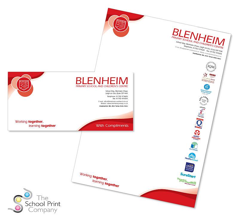school letterhead Schoolprintcompany\u0027s Blog