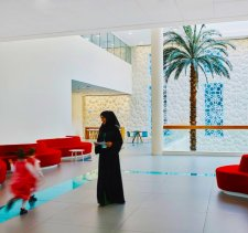 The Sheikh Zayed Private Academy for Girls