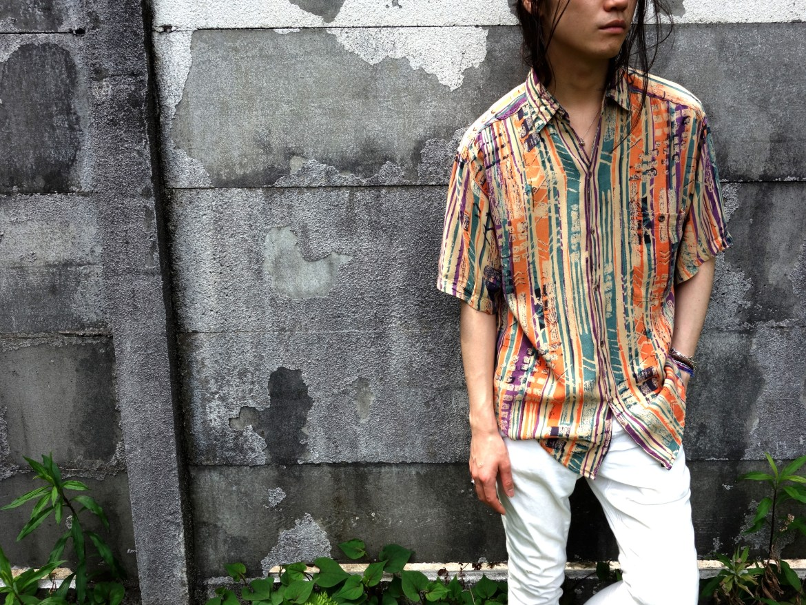Vintage Rayon Shirts vintage styling blog