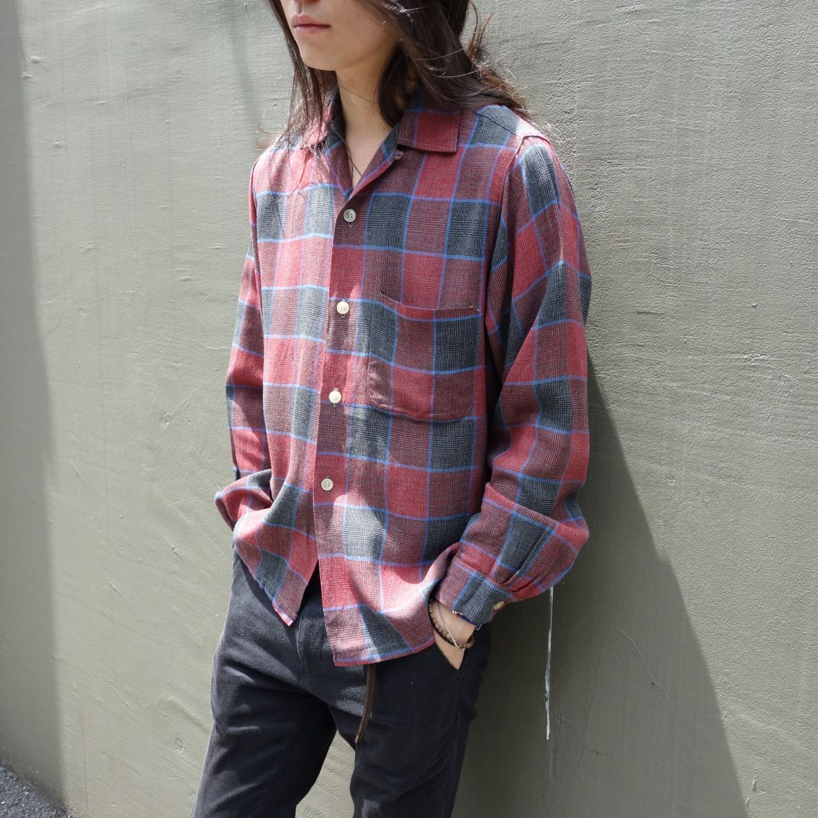 New Arrivals Vintage Rayon Shirts vintage styling blog