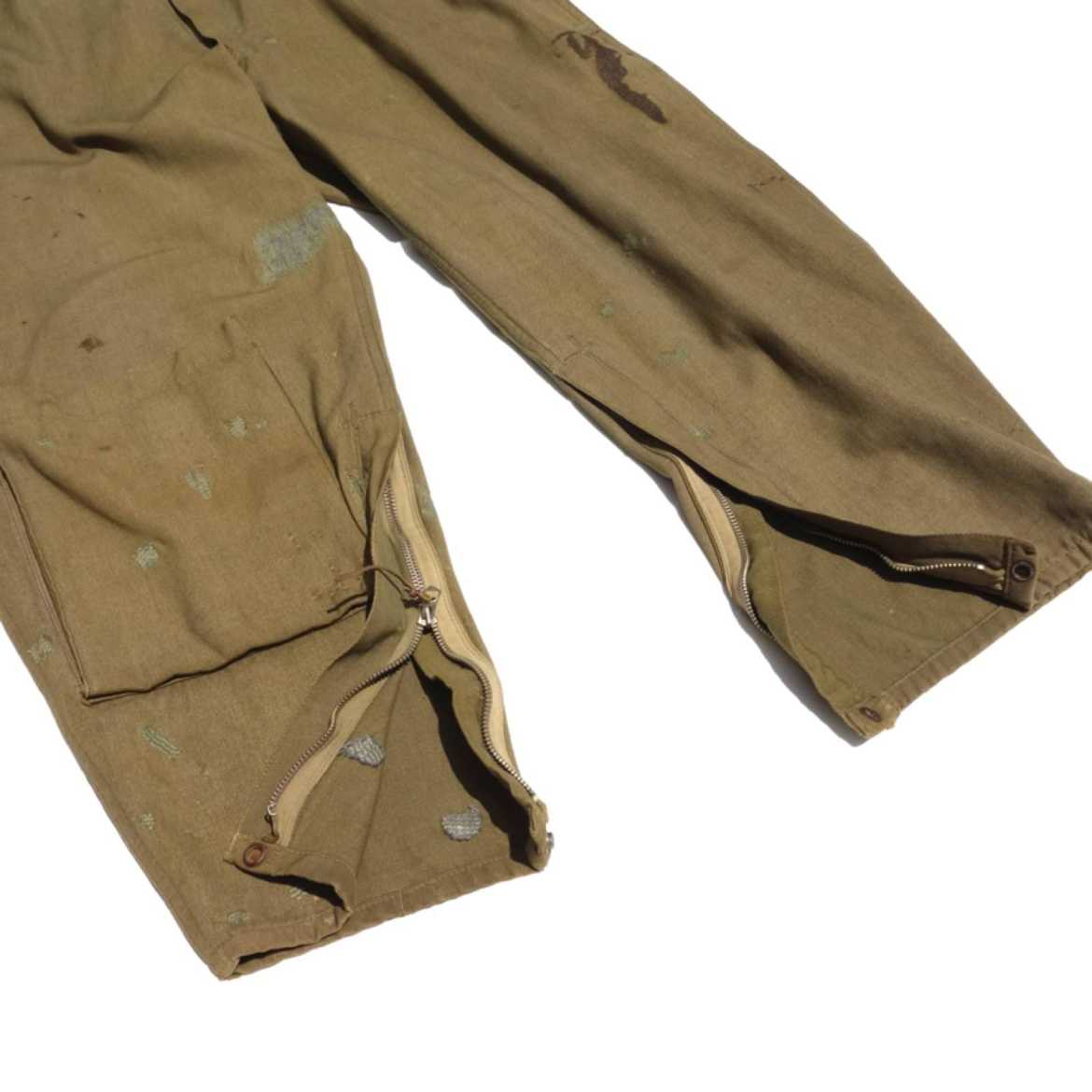 U.S. WWII Army Air Force Flight Suit vintage styling blog