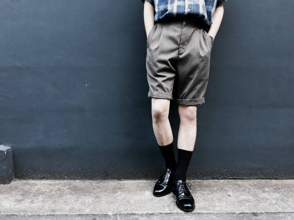 Short Pants Style vintage styling blog