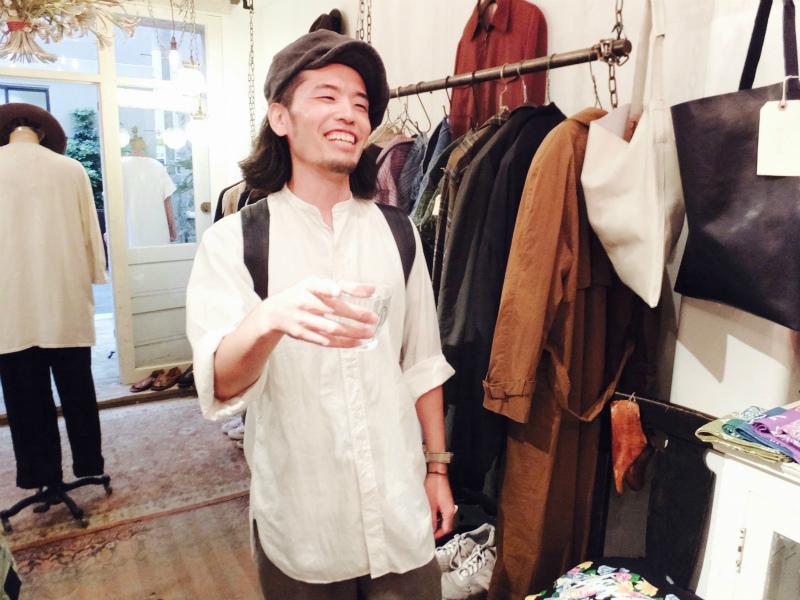 beruf Harajuku 5th Anniversary Special Week vintage pimpstick_jp blog