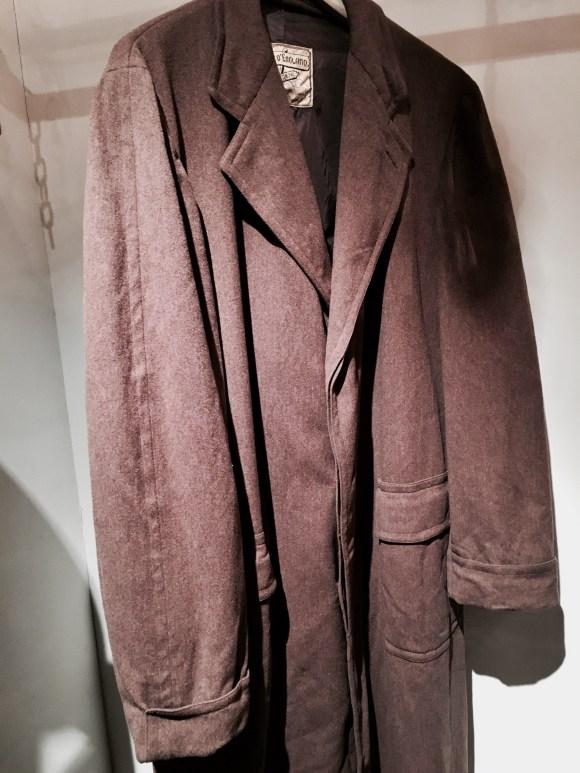 Vintage Washed Coat vintage styling blog